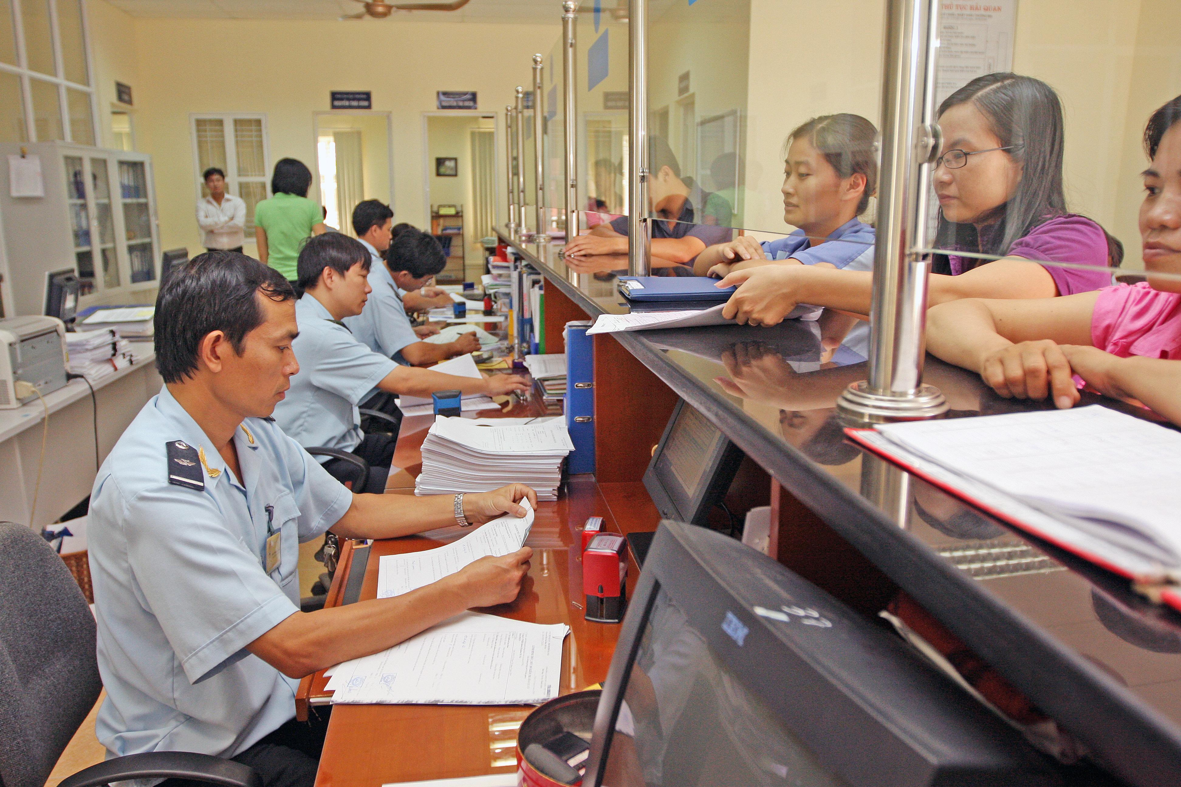 Dịch vụ khai báo hải quan tại Hà Nội