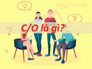 C/O (Certificate of Origin) là gì?