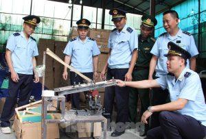 Thủ tục hải quan tại Chi cục Hải quan Phú Thọ (ICD Thụy Vân)