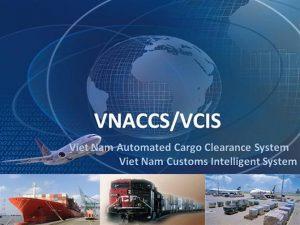 Hệ Thống VNACCS VCIS Là Gì?