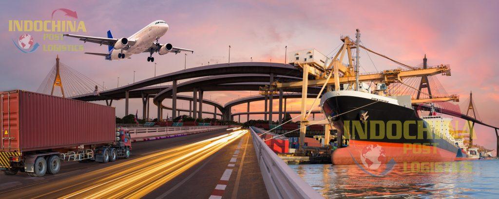 Tìm hiểu về Vận tải đa phương thức cùng Hải Quan Việt Nam